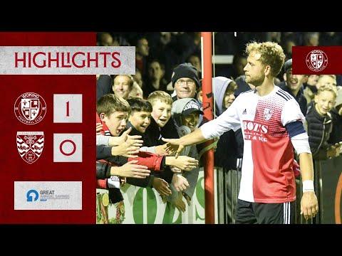 Woking Dagenham & Red. Goals And Highlights