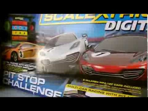 Scalextric Digital Set Review: Pit Stop Challenge