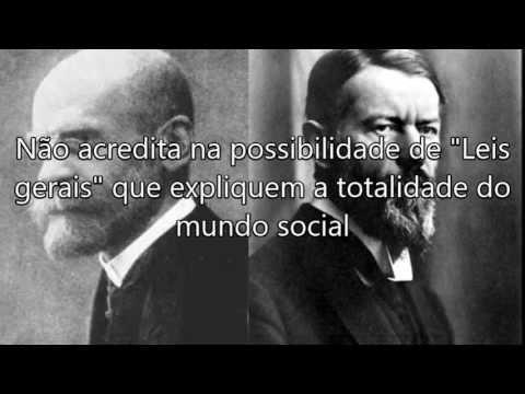 Sociologia: Max Weber e a Ação Social