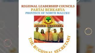 Mars Partai Berkarya Maluku utara