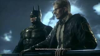 Batman Arkham Knight Blind Live Play Episode 1