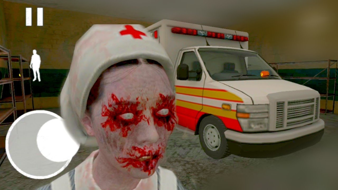 SCARY HOSPITAL 3D! Horror Game Adventure! FULL GAMEPLAY