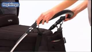 Обзор коляски для новорожденных Peg Perego Culla Auto