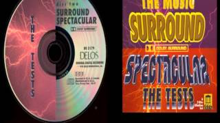 "Sound Effects From ""Surround Spectacular"" - Delos DE 3179"