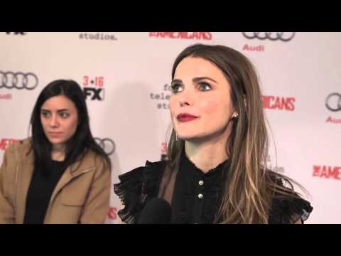 The Americans Season 4 Red Carpet Premiere