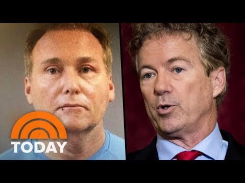 Rene Boucher Accused Of Attacking Senator Rand Paul Appears In Court | TODAY