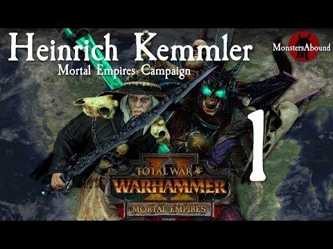 Total War: Warhammer 2 Mortal Empires - Heinrich Kemmler #1