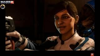 Mass Effect: Andromeda. Разбор геймплейного трейлера от 2 декабря. Часть 2/2