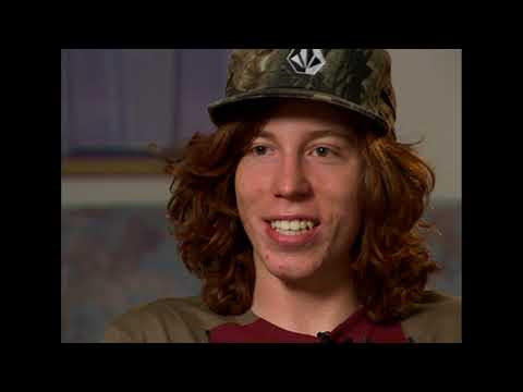 18 year-old Shaun White | Snowboarding Legend | Trans World Sport