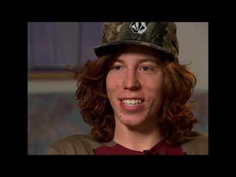 18 year-old Shaun White | Snowboarding Legend | Trans World Sport