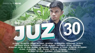 Download lagu JUZ 30 - Muzammil Hasballah