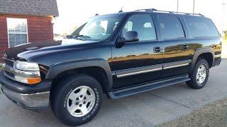 2005 Chevrolet Suburban 1500 LT - Black