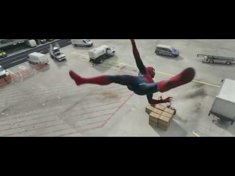 Vivegam - Surviva | Spider-Man Version