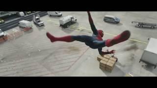 Vivegam - Surviva   Spider-Man Version
