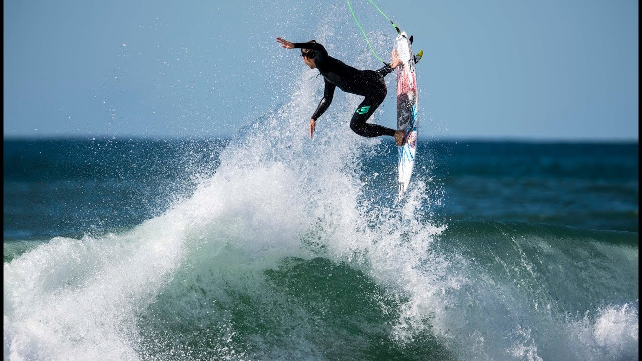 Jordy Smith - Euro Trip (Part 1)