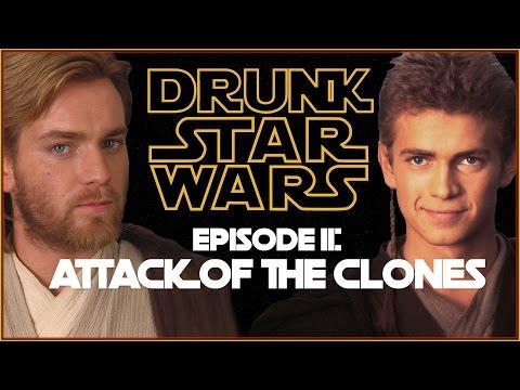 Drunk Star Wars: ATTACK OF THE CLONES (Episode II)