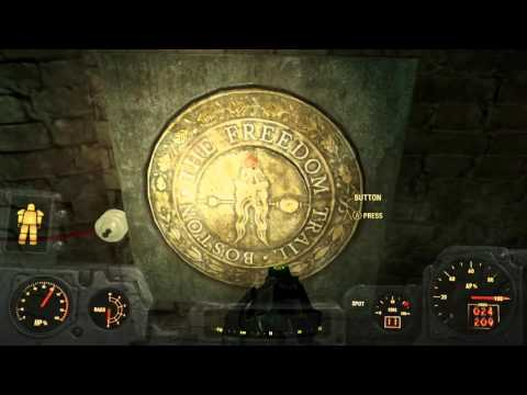 Fallout 4 Puzzle - Find The Freedom Trail Puzzle