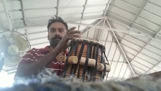 New invention on tabla