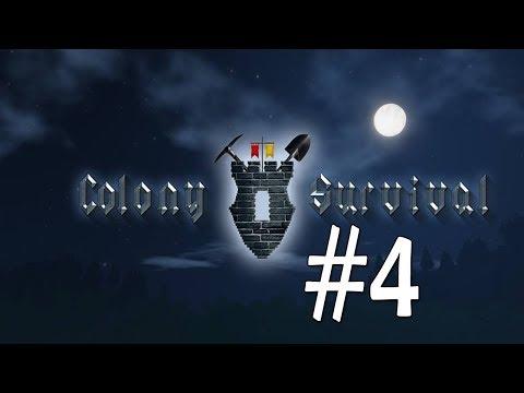 Tam 100 Kişi | Colony Survival #4 [Türkçe]