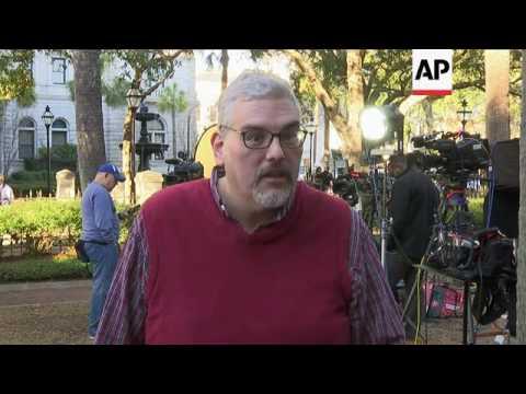 AP Analysis: Relatives Confront Gunman Last Time