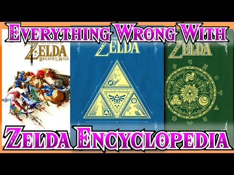 Top 5 Lies Zelda Encyclopediia & Hyrule Historia | Myths & Misconceptions