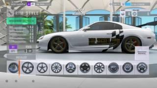 Video Forza Horizon 3 Toyota Supra RZ Drift build 👍❤ download MP3, 3GP, MP4, WEBM, AVI, FLV Desember 2017