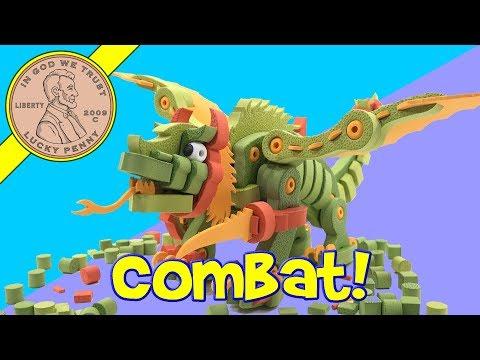Bloco Combat Dragon Set Complete Build