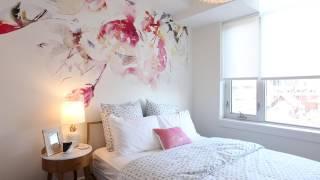 1 Bedroom  - The Bowery Condos + Lofts
