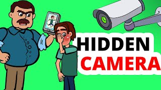 My Dad Installed A Hidden Camera In My Room To Watch What I Was Doing... I'm So Ashamed!