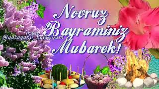 Novruz Bayrami Təbrik Videosu 2019 Yeni Youtube