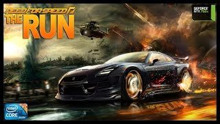Need for Speed The Run - i3 3250 + gtx 750ti