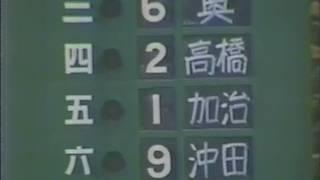 第59回全国高等学校野球選手権埼玉大会・川口工業初優勝4-2