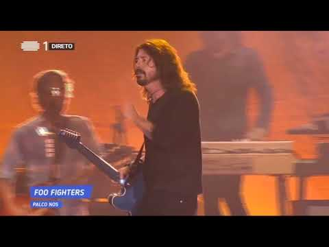Foo Fighters - My Hero (Live 2017)