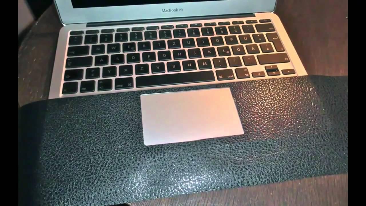 Macbook Air Modding Diy Skin Youtube