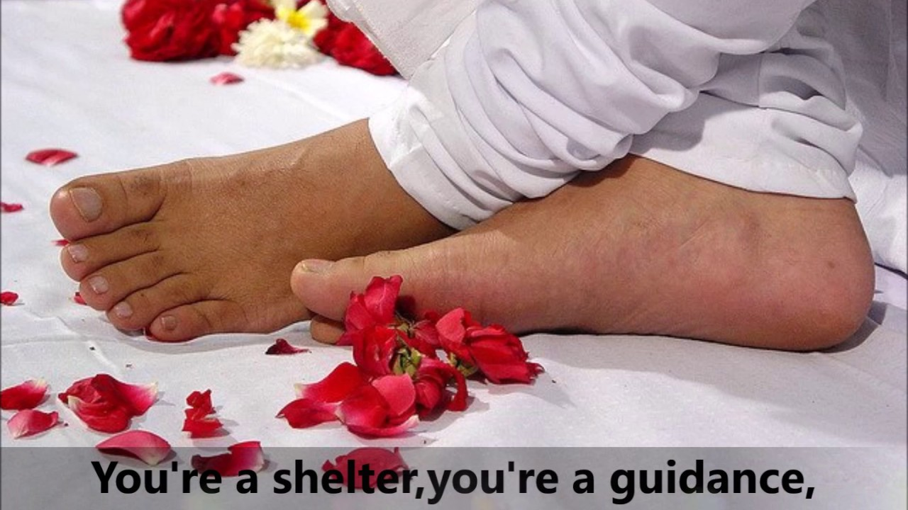 Babaji We Pray At Your Holy Lotus Feet Youtube