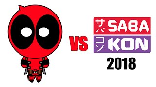 Deadpool vs Sabakon 2018