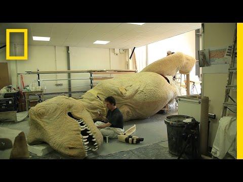 T. rex: Behind the Build | T.rex Autopsy