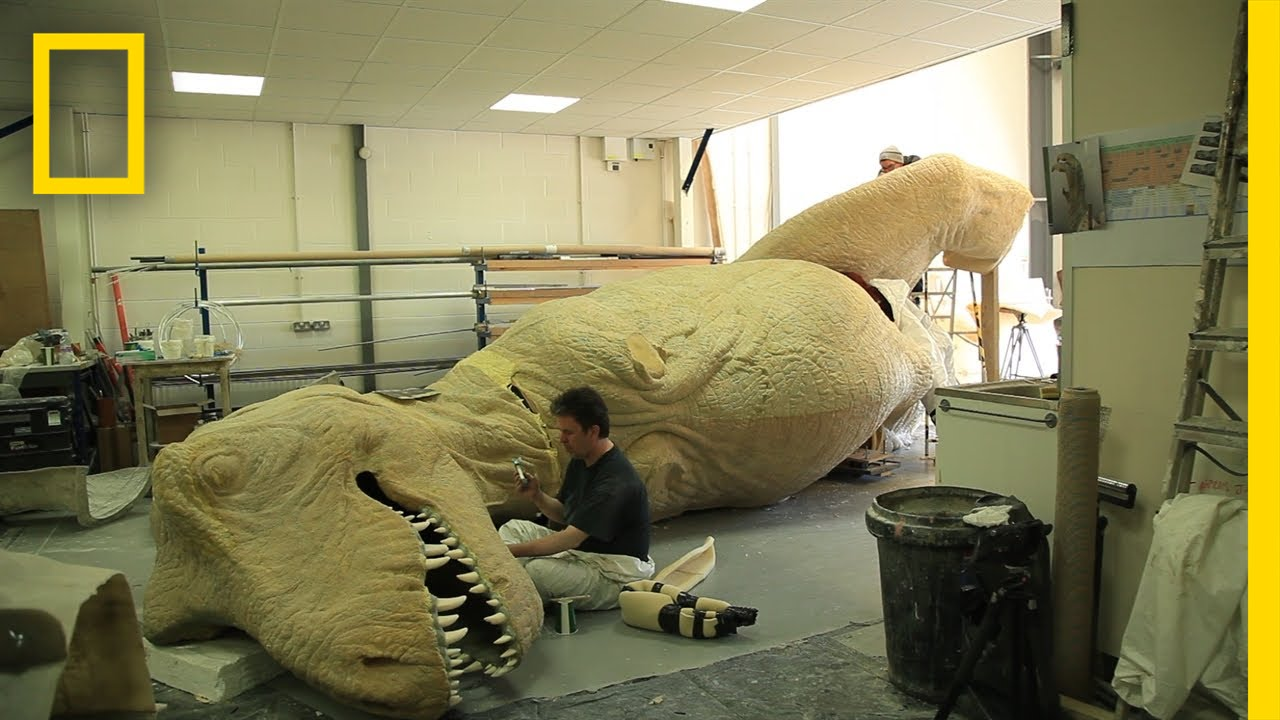 T Rex Behind The Build T Rex Autopsy Youtube