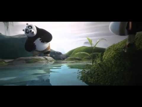 Belső Béke jelenet  a Kung Fu Panda 2- böl videó letöltés