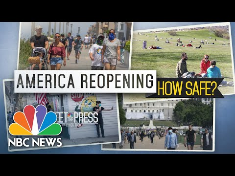 Meet The Press Broadcast (Full) - May 24th, 2020 | Meet The Press | NBC News