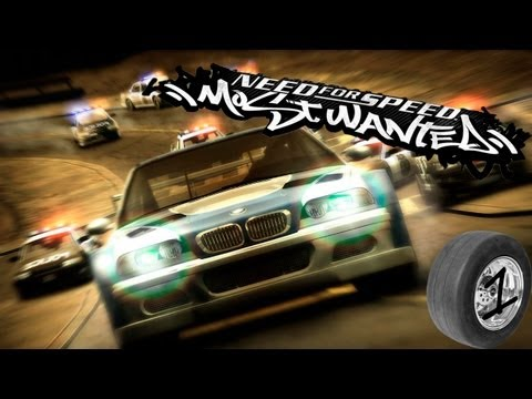 [Speed Tech] Need For Speed Most Wanted (2005) - Episode 1 - Let's Get started.(Gameplay/Commentary)