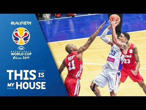 Panama v Puerto Rico - Full Game - FIBA Basketball World Cup 2019 - Americas Qualifiers