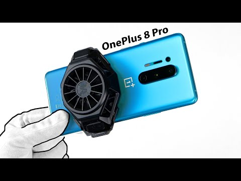 OnePlus 8 Pro Smartphone Unboxing - Fortnite Overheating Issue!?