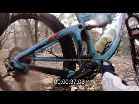 """2017 Hill Country Eagle Enduro - """"Wind Zip"""" (E) - Stage 2"""