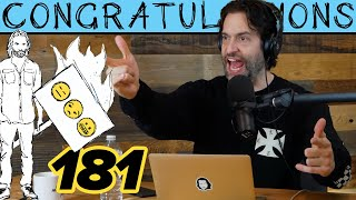 Praise to the Lort (181) | Congratulations Podcast with Chris D'Elia