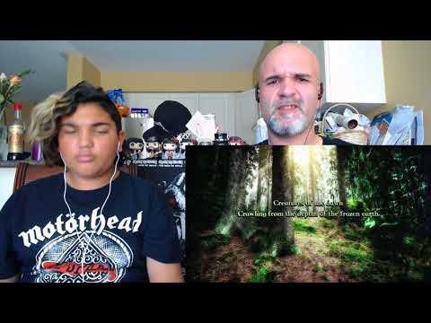 Wintersun  - Awaken From The Dark Slumber (Lyric Video) [Reaction/Review]