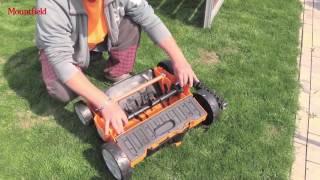 Obnova trávníku není problém, pokud máte vertikutátor, osivo a správné hnojivo
