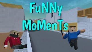 FUNNY MOMENTS #2 | BLOCK STRIKE
