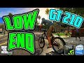 GTA V  Test on Geforce 210 1GB [Dual core 2.4 / 3GB ram]