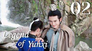 Legend of Yun Xi 02(Ju Jingyi,Zhang Zhehan,Mi Re)